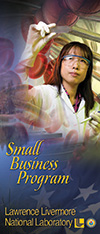 LLNL Small Business Program brochure